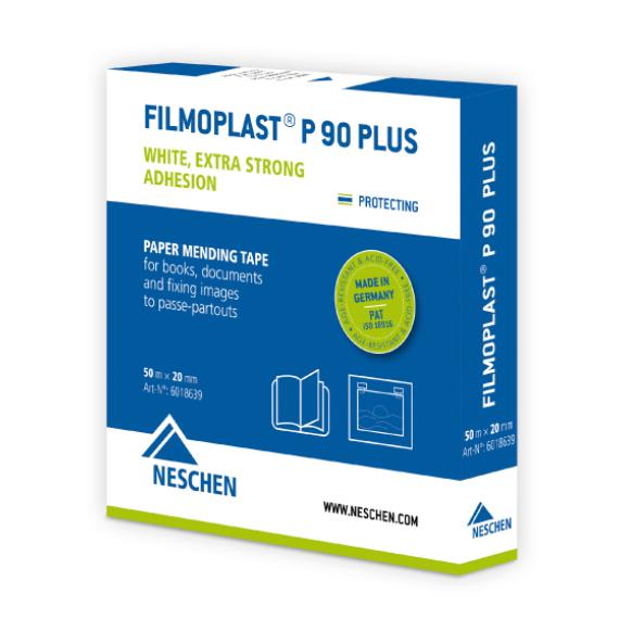filmoplast® P 90 PLUS Neschen öntapadó javítószalag 50x0,02 m