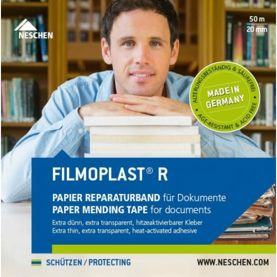 filmoplast® R Neschen hőre aktiválódó javítószalag 50x0,31m